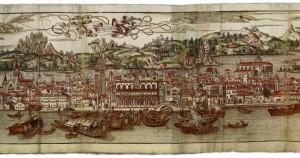Venetian ships (Venetian Genoese War)