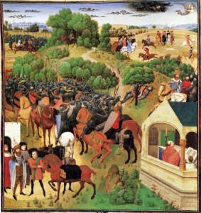 Roland - Carolingian Empire