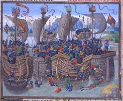 Battle of Sluys 1340