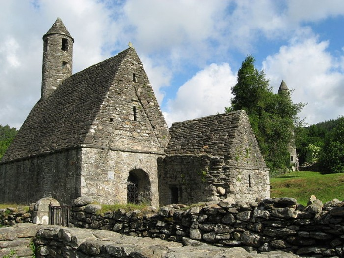 Glendalough Monastic City - Ireland