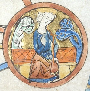 13th-century depiction of Henry