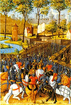 Siege-of-Damascus-Second-Crusade