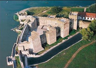 Smederevo fortress - Serbia