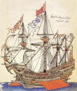 Venetian ships