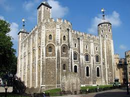 The Tower of London - The White Tower