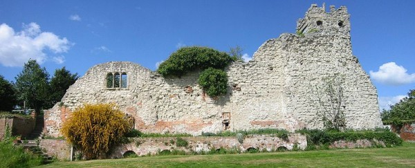 Ruins of Wallingford Castle